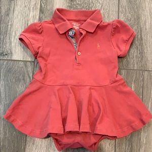 Ralph Lauren baby dress / onesie